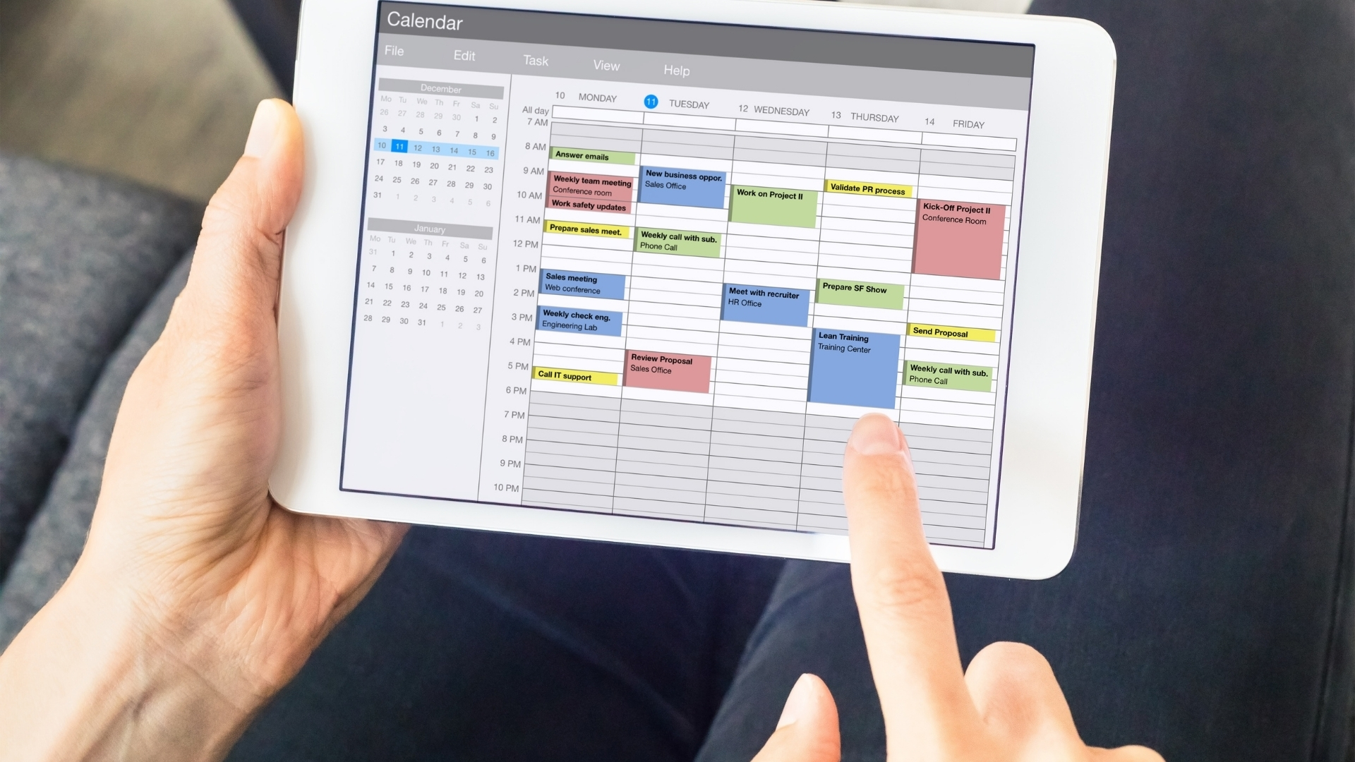 TIME MANAGEMENT FOR PROJECT MANAGEMENT