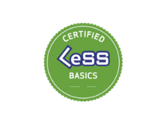 Preview Certified Less Basics